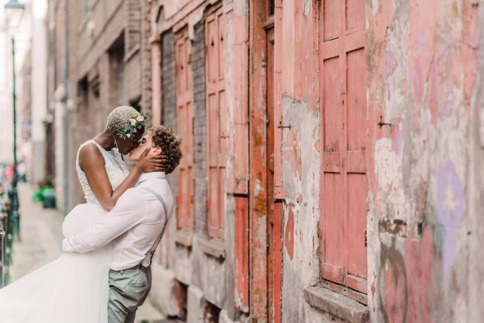 london wedding street bridal photoshoot by ioana porav133