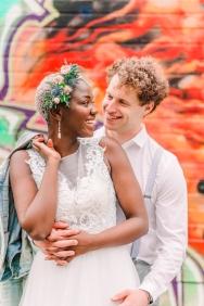 london wedding street bridal photoshoot by ioana porav23